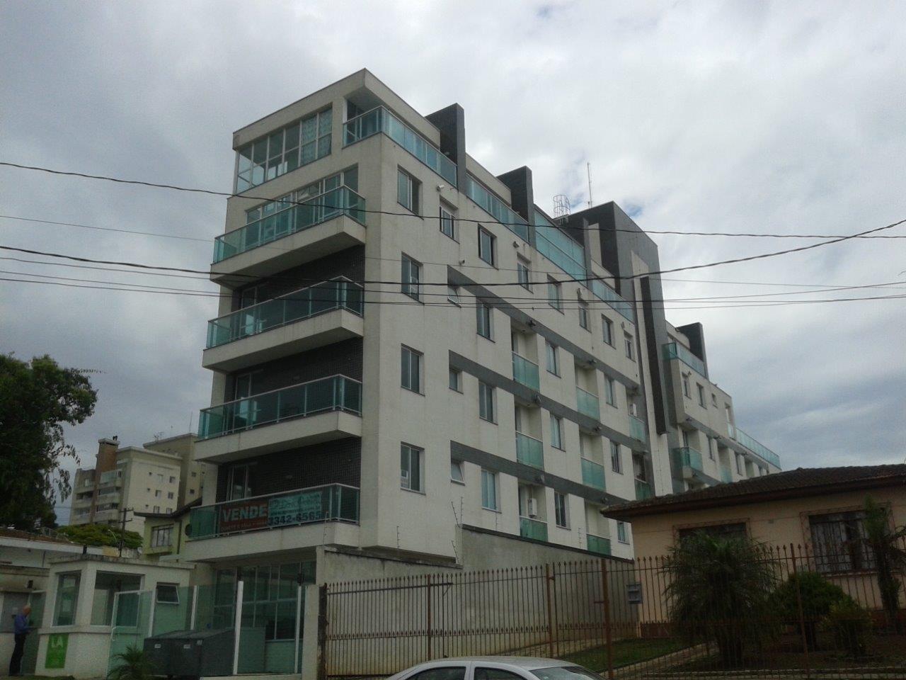 Habitação Coletiva, A=2893m² , subsolo + 6 pav. Estrutura em concreto armado e fundação direta (sapatas).