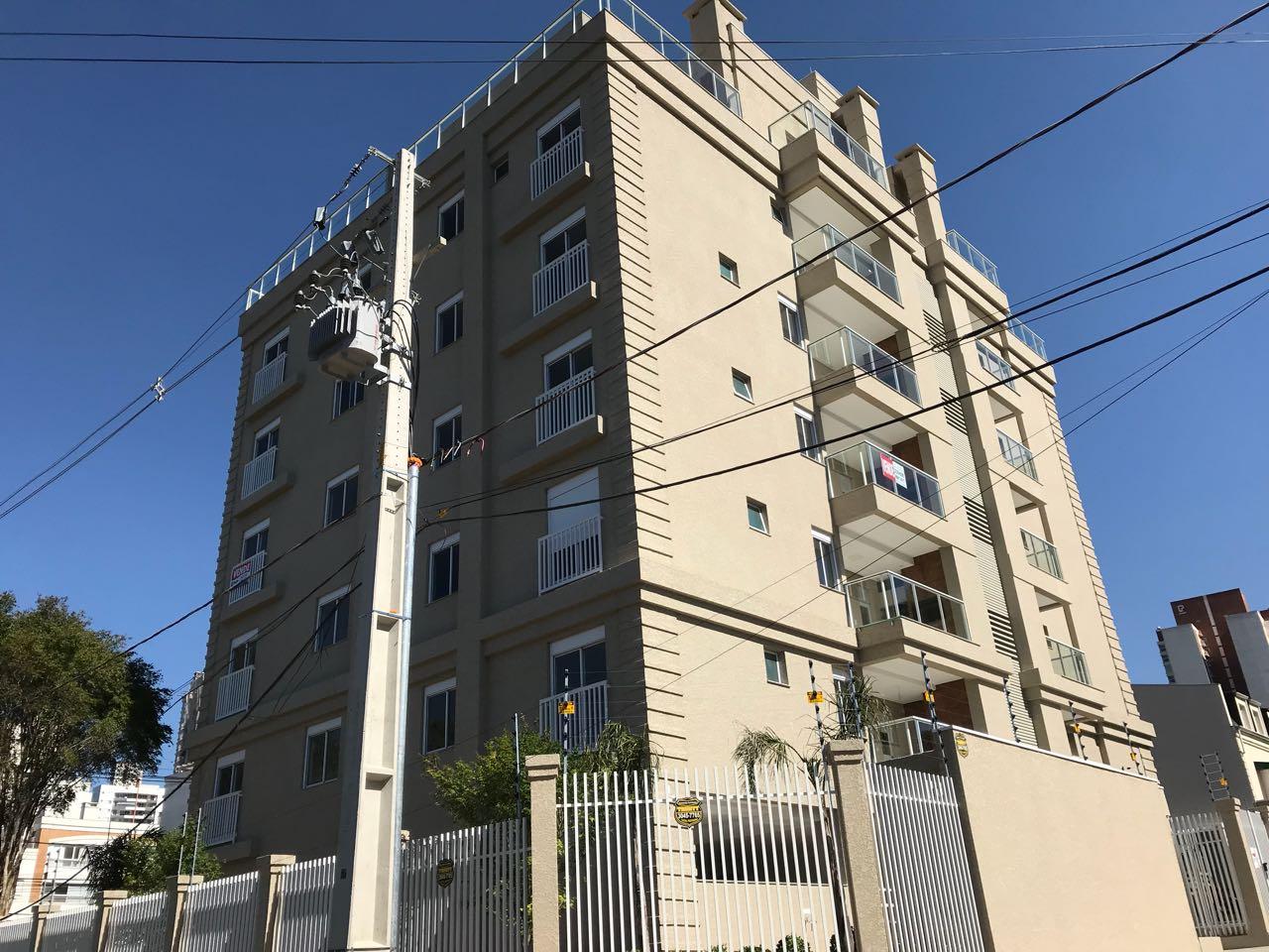 Habitação coletiva, A=2060 m², subsolo + Térreo + 6 pavimentos. Estrutura em concreto armado, fundação em estacas prémoldadas. Construtora MAFREI.